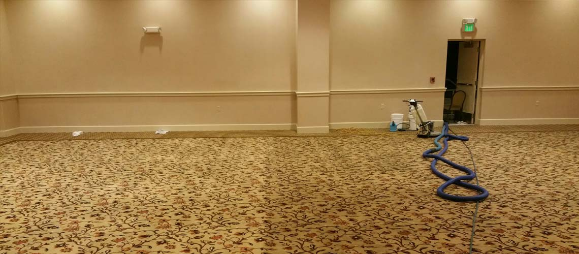 Banquet Hall Carpet Cleaning In Stroudsburg Pa By Pro Care
